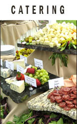Off-Site Catering - Menus, Pricing and Additional Services