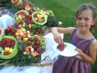 flowergirlatfruit