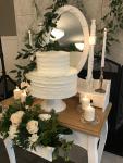 Pretty Cake Table